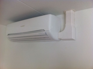 Airconditioning HESEC